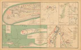 siege gap civil war atlas plate 63 siege operations against fort ala