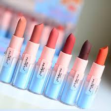 2017 Fashion Color 2017 Pnf Brand Velvet Moisturizing Lipstick Fashion Color Lips