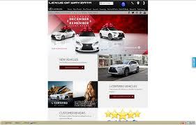 wayzata lexus specials cdk design collection cdk global