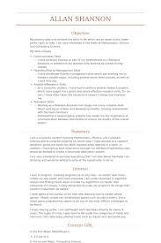 merchandiser resume samples visualcv resume samples database