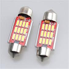 Led Lights Bulbs by 36mm 12 Led Canbus No Error Led Lights Bulbs Pair