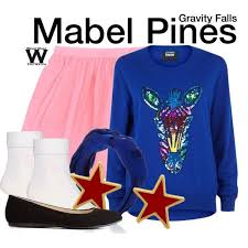 Mabel Pines Halloween Costume 52 Gravity Falls Casual Cosplay Images Casual