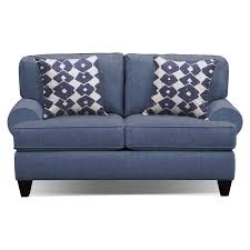 memory foam sectional sofa masterly bailey blue memory foam sleeper sofa by kroehler bailey