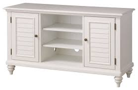 Credenza Tv Bermuda Tv Credenza Brushed White Traditional Entertainment