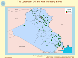 Refineries In Usa Map by The Upstream Oil And Gas Industry In Algeria