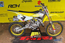 85cc motocross bike chesterfield yamaha photo blast everts u0026 friends charity race