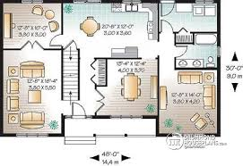 House Plan W3706 Detail From Amusing Simple House Plans 2 Home Simple 4 Bedroom House Designs