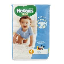 huggies gold huggies gold for boys no 4 8 14kg nappies 60pk woolworths co za