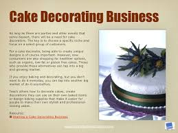 Starting A Cake Decorating Business From Home 21 Food Business Ideas You Can Start From Home