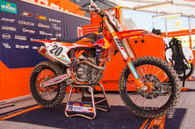 red bull motocross race red bull ktm racing new bikes transworld motocross
