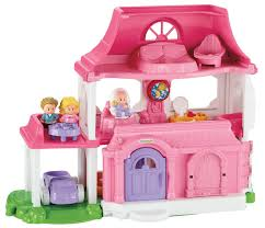 Fisher Price Doll House Furniture Fisher Price Little People Happy Sounds Home English Edition