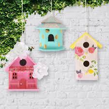 Decorate Three Ideas To Decorate Birdhouses Deserres