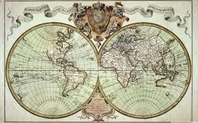 World Map 1800 by Old Global Map Hd Desktop Wallpaper Widescreen High Definition