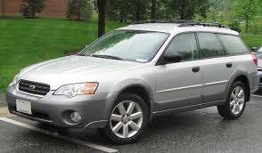 red subaru outback 2005 subaru outback review and photos