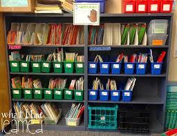 classroom library redo