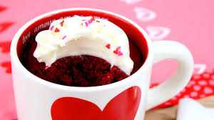 how to make red velvet mug cake youtube