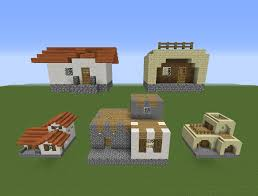 farm house minecraft 12 house designs x 2 building styles u003d 24 unique houses building
