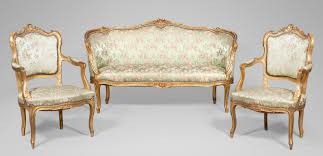 canap style louis xv costermans collection