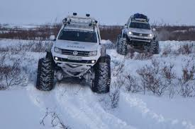 mercedes truck lifted vwvortex com sochi winter olympics reveals world u0027s coolest vw