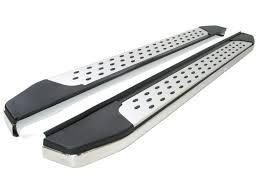 lexus rx400h accessories lexus rx400h 2005 2009 u0027freedom u0027 side steps direct 4x4