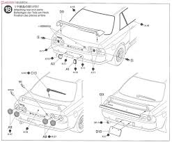 nissan skyline drawing nissan skyline gt r r32 nismo custom model car images list