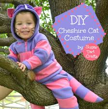 Cheshire Cat Costume Diy Cheshire Cat Costume Stitch And Pink