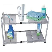 Shelf Organizer by Kitchen Sink Shelf Organizer Victoriaentrelassombras Com