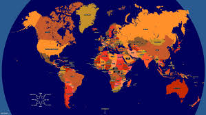 Google World Maps by Maps Mania The Anagram Map Of The World