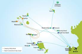 fiji resort map south sea cruises fiji island day cruises island resort transfers