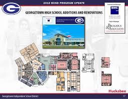 Georgetown Floor Plan 08 29 2011 Huckabee Project Update