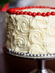 erica u0027s sweet tooth red velvet cheesecake layer cake