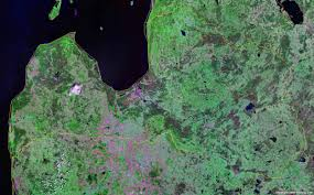 Google Maps Germany by Latvia Map And Satellite Image