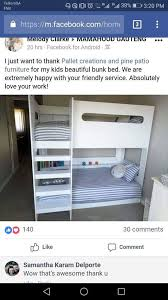 pallet creations and pine patio furniture home facebook