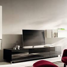 Design For Tv Cabinet Wooden Contemporary Tv Cabinet Lowboard Lacquered Wood Oak Nexo
