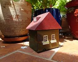 miniature house etsy