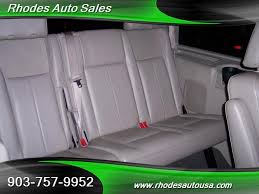 Upholstery Longview Tx 2010 Ford Expedition 4x2 Limited 4dr Suv In Longview Tx Rhodes