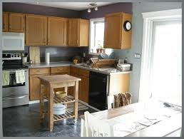 wood kitchen cabinets with grey walls kitchen wall colors with light wood cabinets and grey floor