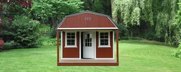 elite lofted cabin and front porch bennett building systems