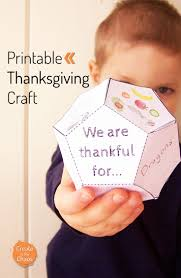 free printable thanksgiving craft money saving mom