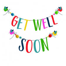 get well soon cards get well soon card pompom get well soon