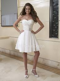 wedding dresses on a budget rectangle satin strapless sweetheart a line a