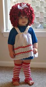 Raggedy Ann Halloween Costume Baby Yumbaby Raggedy Ann Wig Review