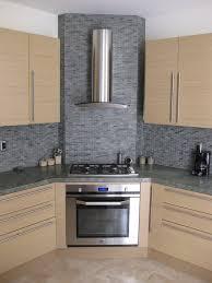 Kitchen No Cabinets 16 Modern Kitchen No Upper Cabinets