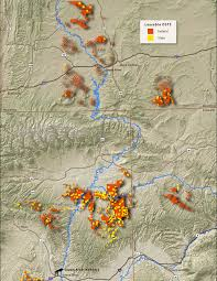 Map Of Colorado River by Bureau Of Land Management U2013 Summit County Citizens Voice