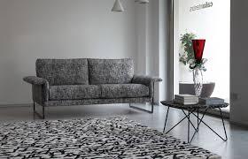 salon sans canapé canapé contemporain lignes épurées sans têtière