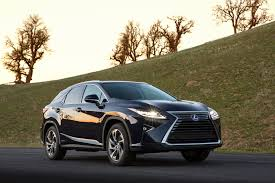 lexus hybrid hatchback 2016 lexus rx 450h hybrid is finally unveiled at 2015 new york