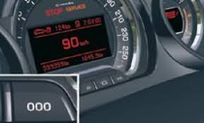 How To Reset Maintenance Light On 2010 Toyota Corolla Reset Oil Service Indicator Light On 2008 2015 Citroen C5