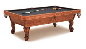 provincial pool table by olhausen