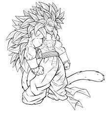 download goku super saiyan 5 coloring pages ziho coloring