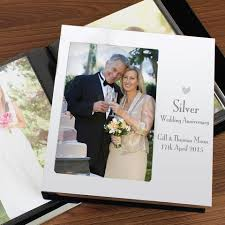 anniversary photo album personalised photo album vivabop